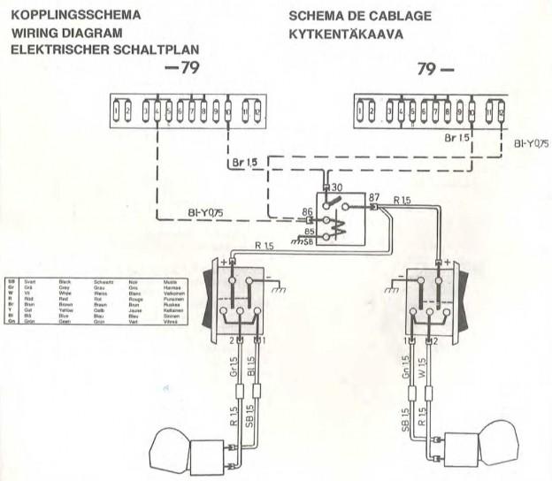 Omdragning av el samt elhisskabelhärva 75-80
