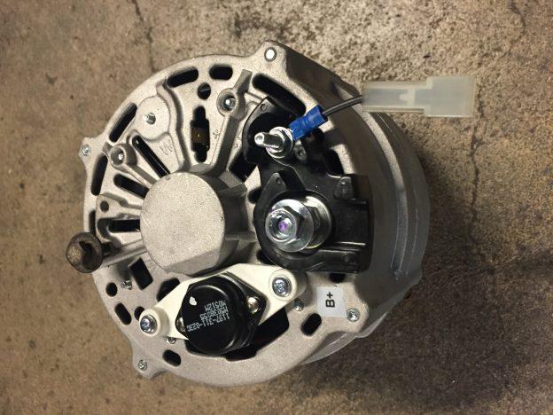Generatorbyte x2